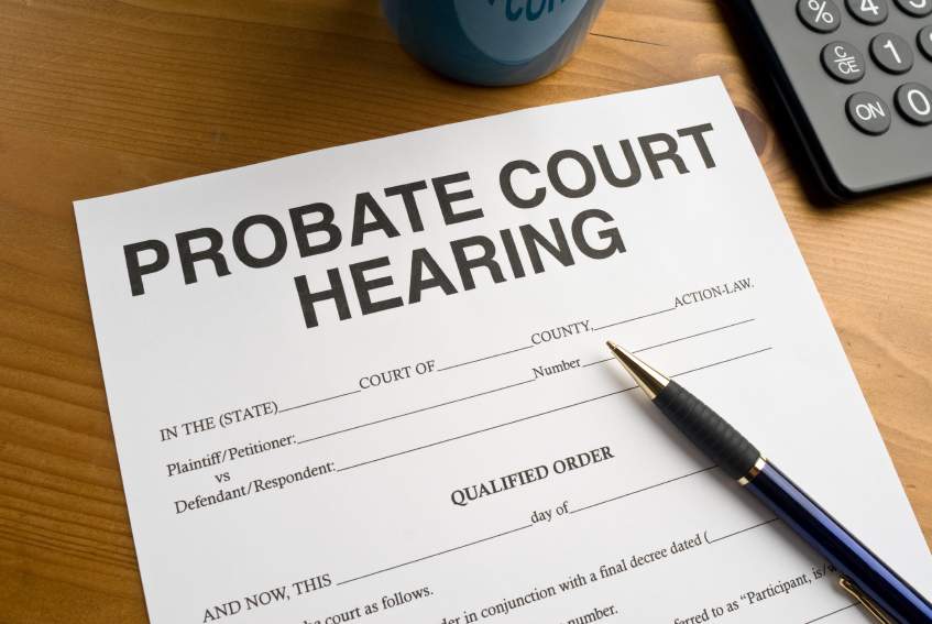 Probate-Litigation
